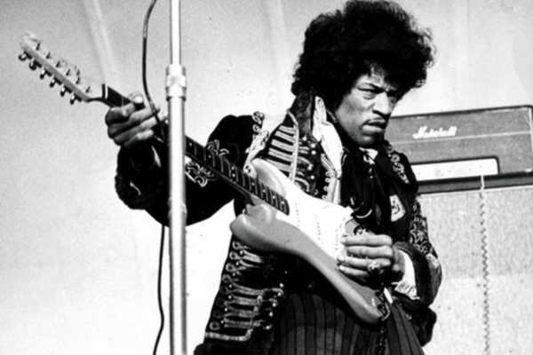 In morte di Jimi Hendrix