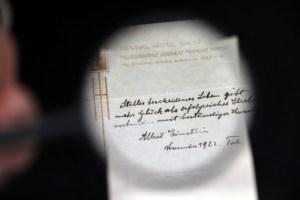 biglietto Einstein