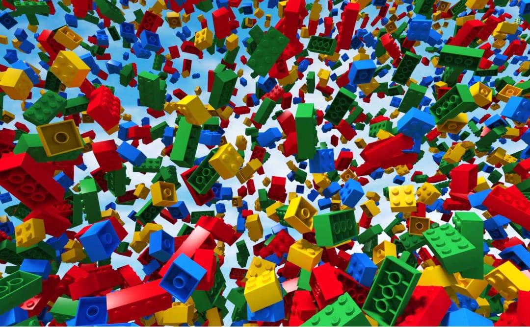 C'erano una volta i LEGO…..