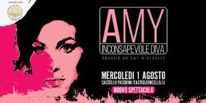 Amy Winehouse: Castiglioncello ospita lo spettacolo al Castello Pasquini