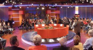Adoro il pubblico dei programmi televisivi