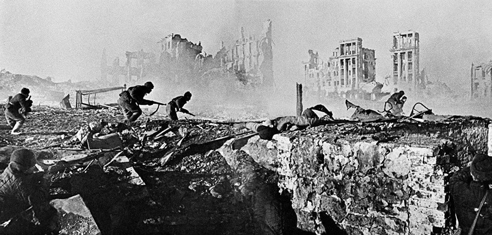Il Tarlo di Stalingrado - Le Storie di Ieri