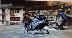 Vola vola l'elicottero