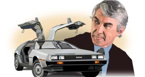 DeLorean e la DeLorean – Le Storie di Ieri