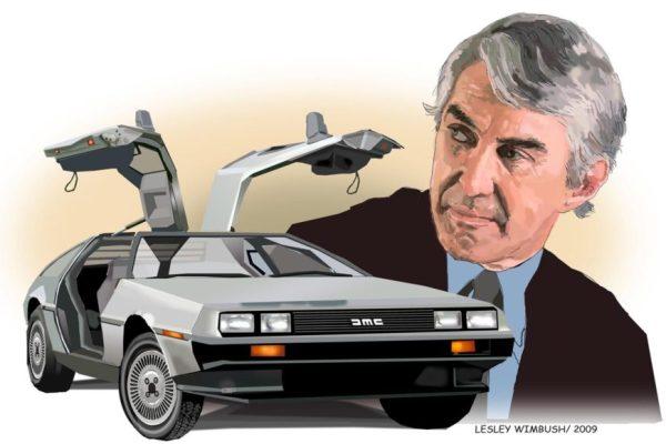 DeLorean e la DeLorean – Le Storie di Ieri