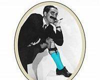 I calzini turchese