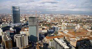 Milano vicina all'Europa