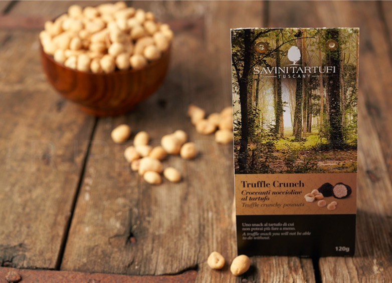 savini truffle crunch
