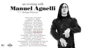 Just give me a place to be. An Evening with Manuel Agnelli al Tuscany Hall di Firenze