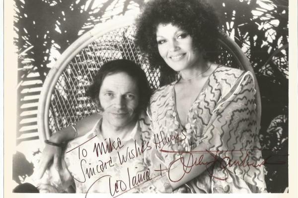 John Dankworth e Cleo Laine : una coppia vincente.