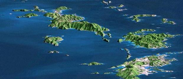 L'Italia era fatta di isole tropicali