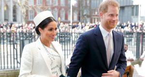 E' nato il royal baby di Harry e Meghan: è maschio.