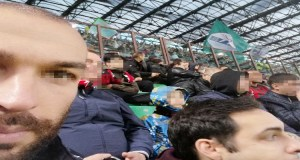 Al stadio