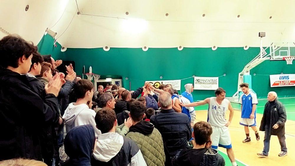 Basket, Il Sei Rose Rosignano eliminato nelle semifinali playoff