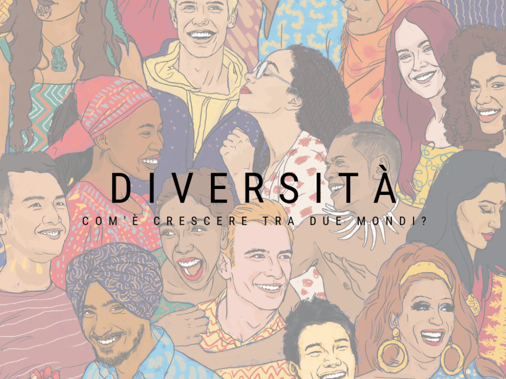 Coppie miste e famiglie multietniche: com'è crescere tra due culture?