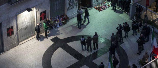 LO STAND NERO OSSIA COME RENDERE BANALE IL FASCISMO