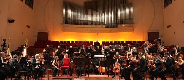 Venerdì sera all'Orchestra Sinfonica Nazionale della Rai