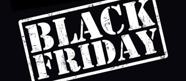Black Friday in arrivo!