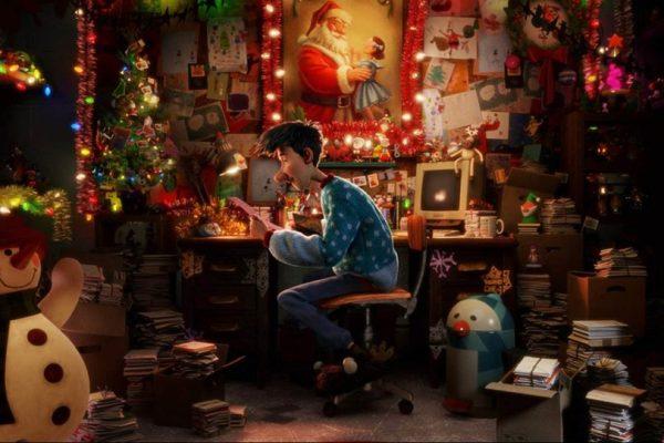 Guardare film di Natale ed essere pagati per farlo.