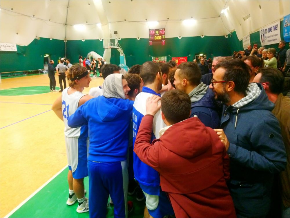 Basket, l'Ineos Rosignano supera il San Vincenzo