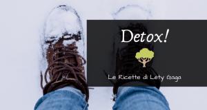 Detox post vacanza!