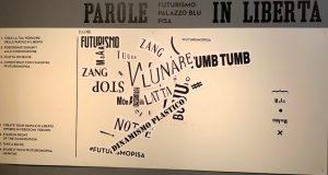 Futurismo a Palazzo Blu. Pensieri in libertà