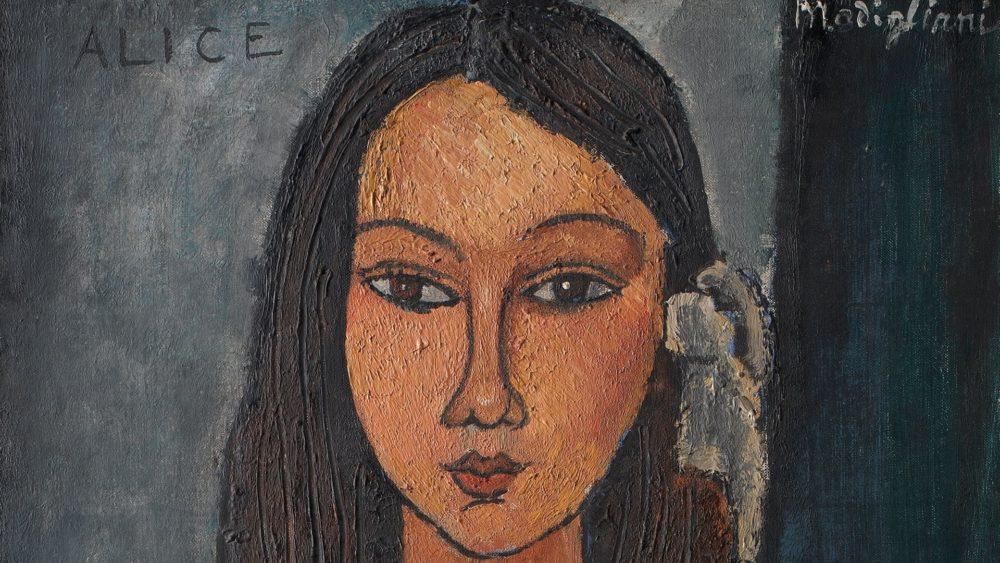 Amedeo Modigliani – la sregolata vita di un grande artista