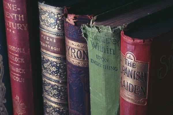 Viaggiare con i libri