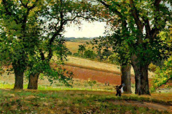 Camille Pissarro – Il generoso Padre di molti artisti