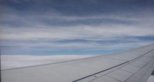Volare sopra le nuvole…il fascino dell'aereo!