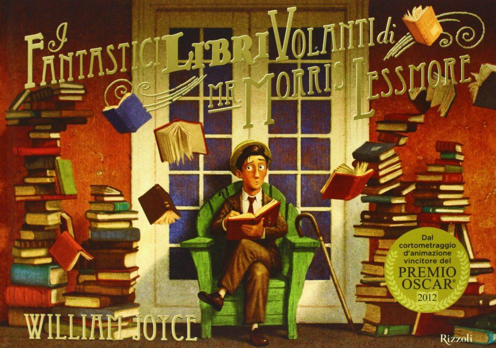 """""""I fantastici libri volanti di Mr.Morris Lessmore"""" – Favole alla Radio"""