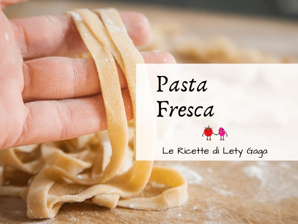 Pasta Fresca, un amore italiano!