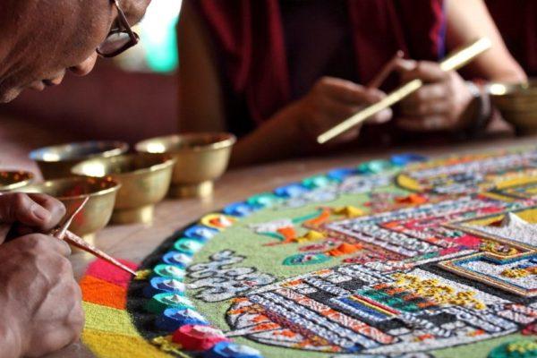 L'arte dei Mandala