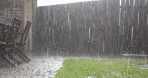 L'effetto catartico della pioggia