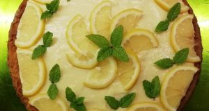 Crostata morbida al profumo di limone