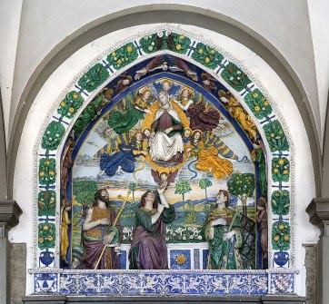 Giovanni della Robbia, Madonna della Cintola