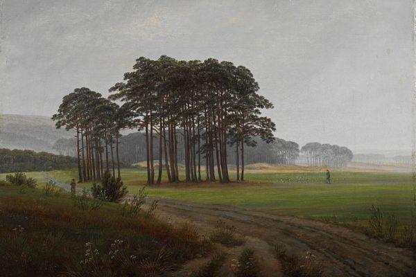 Caspar David Friedrich – il pittore dei paesaggi suggestivi