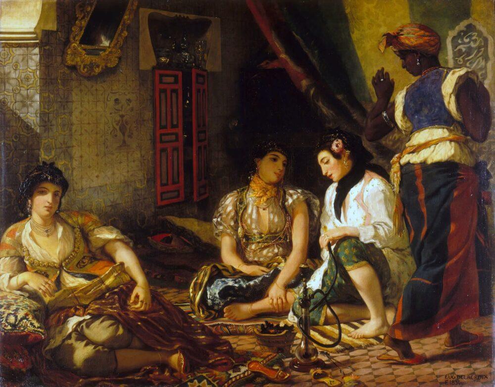 Eugène Delacroix – il Principe dei Romantici