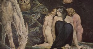 William Blake – il visionario artista romantico