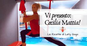 Tre appuntamenti imperdibili tra ricette e allenamento con Cecilia Mattia!