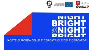 Bright Night 2020: la ricerca nel palmo di una mano