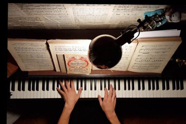 """Pietro Morello: """"musica è qualcosa che bisogna dare al mondo"""""""
