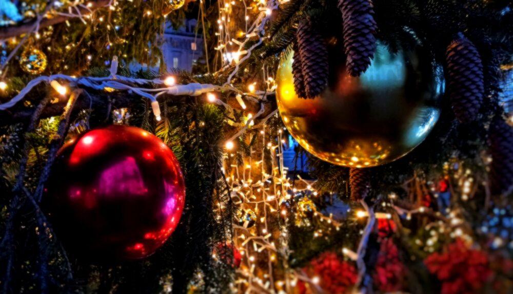 L'atmosfera natalizia… Christmas is coming!