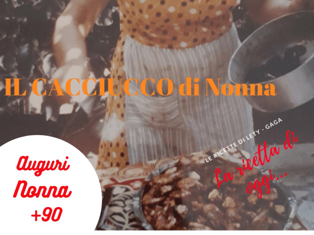 90 anni di Nonna Marghe: la regina del cacciucco!
