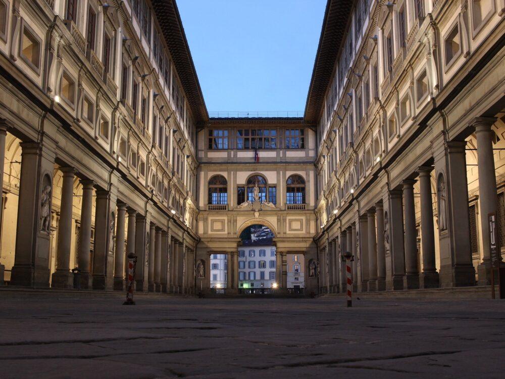 """Uffizi """"diffusi"""": anche le opere reclamano la loro libertà"""