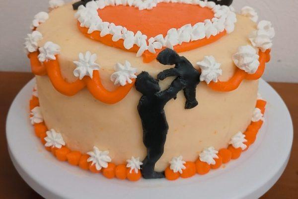 Un dolce all'arancia per la festa dei papà