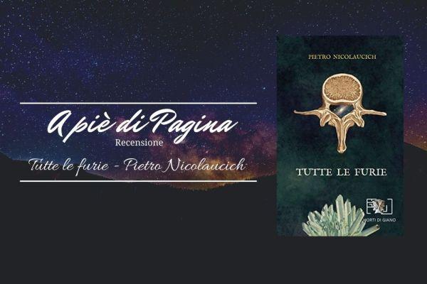 """Recensione """"Tutte le Furie"""", Pietro Nicolaucich"""