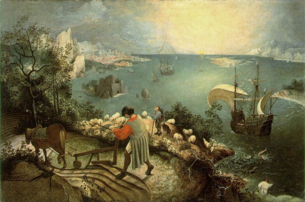 Pieter Bruegel il Vecchio – il grande Maestro fiammingo