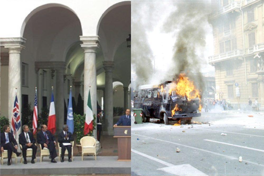2001, Genova: il G8 del Palazzo – Le Storie di Ieri