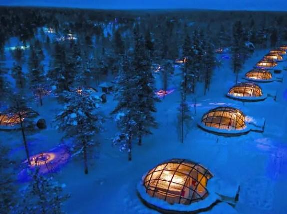 Hotel di ghiaccio: magia unica o sofferenza estrema? A voi la scelta!